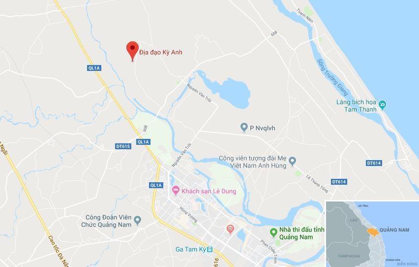 Kham pha dia dao dai 32 km o Quang Nam hinh anh 13
