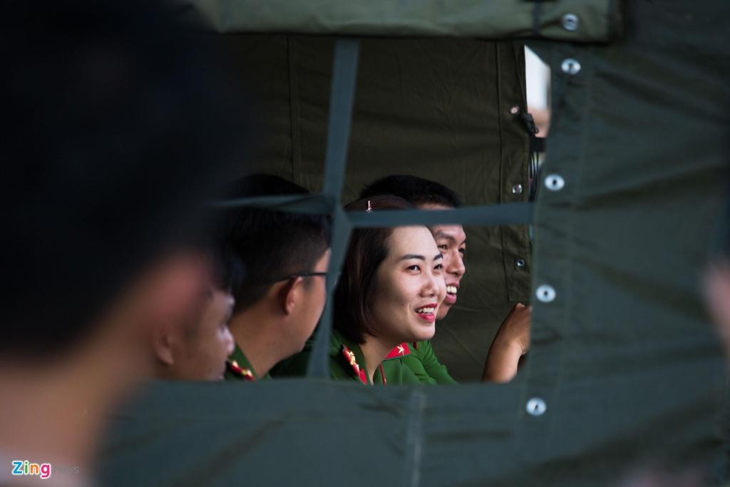An ninh that chat tai le hoi phao hoa quoc te Da Nang hinh anh 5