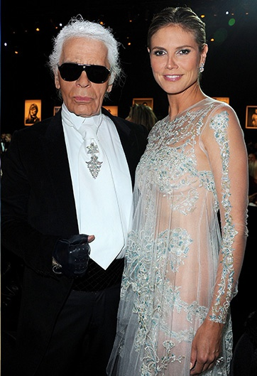 Karl Lagerfeld: 'Bo gia thoi trang' vuc day de che Chanel hinh anh 2