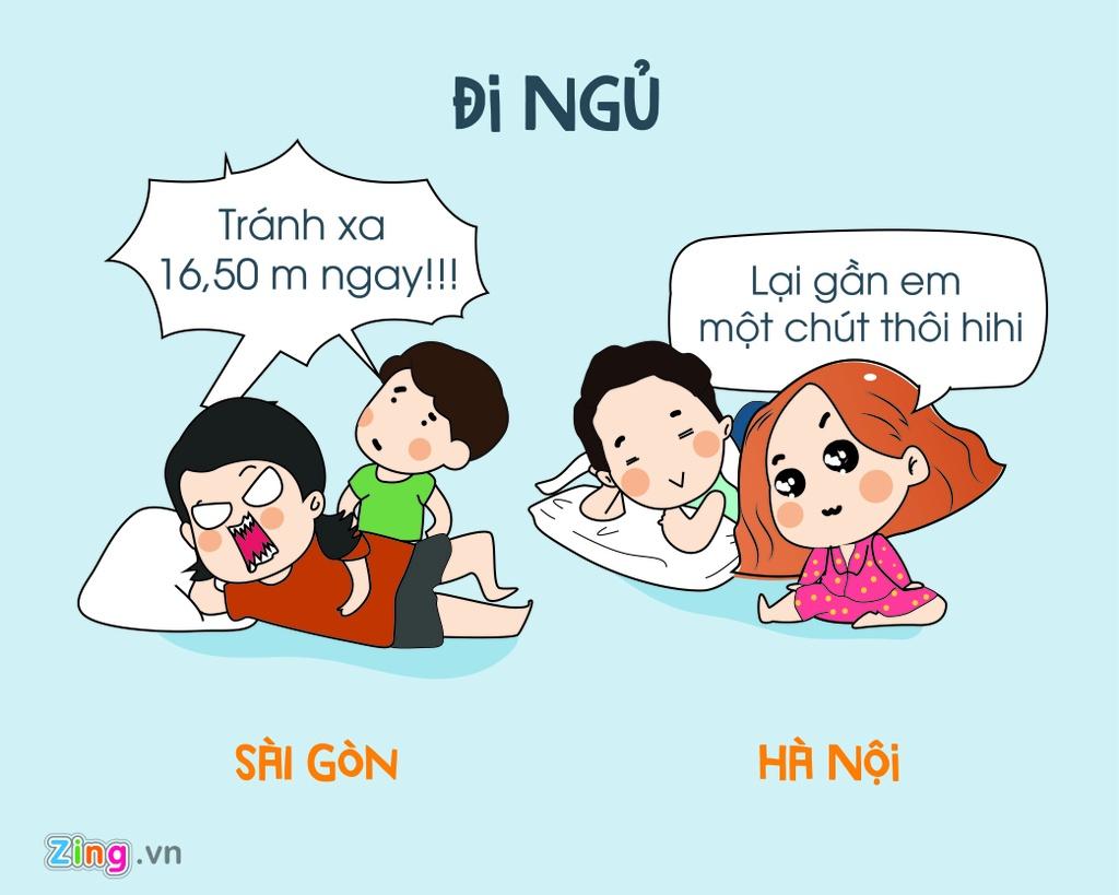 Khi mua dong ve, Ha Noi va Sai Gon khac nhau the nao? hinh anh 8