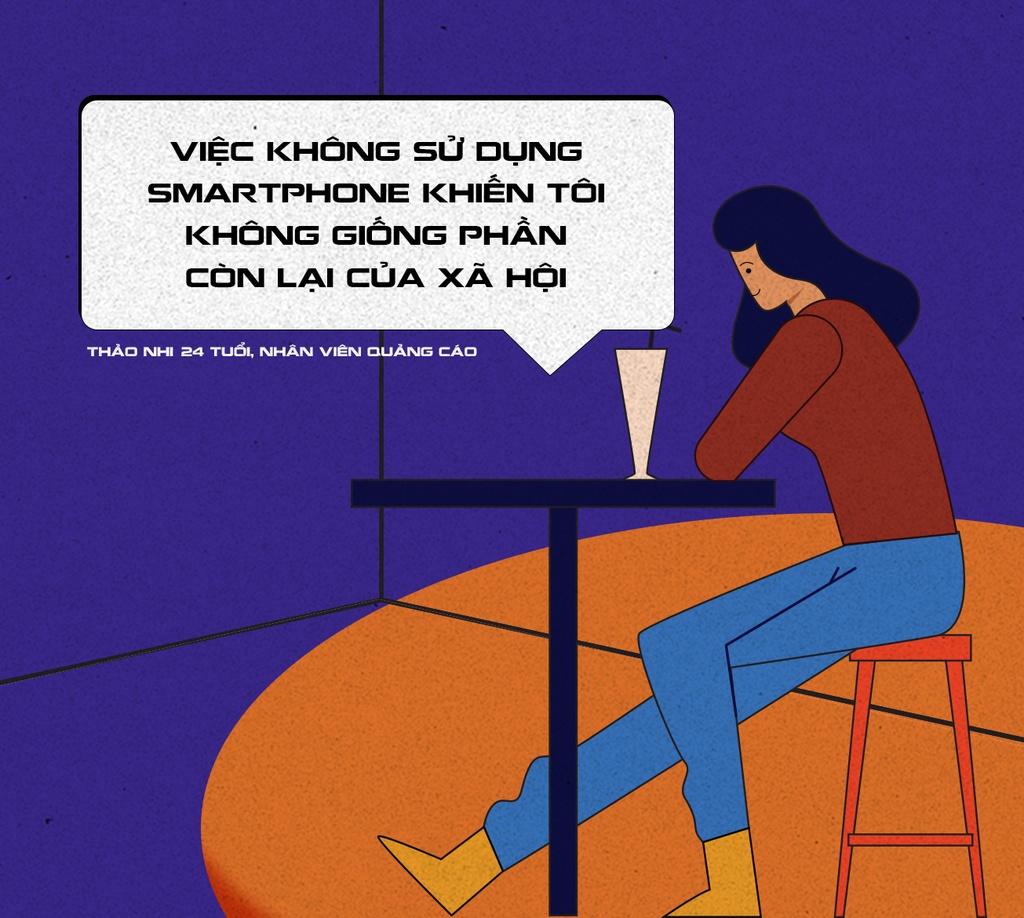 Khong smartphone, cuoc song lieu co hanh phuc hon? hinh anh 4