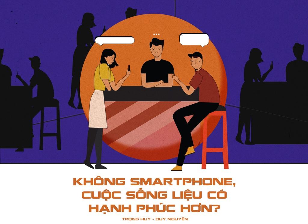 Khong smartphone, cuoc song lieu co hanh phuc hon? hinh anh 2