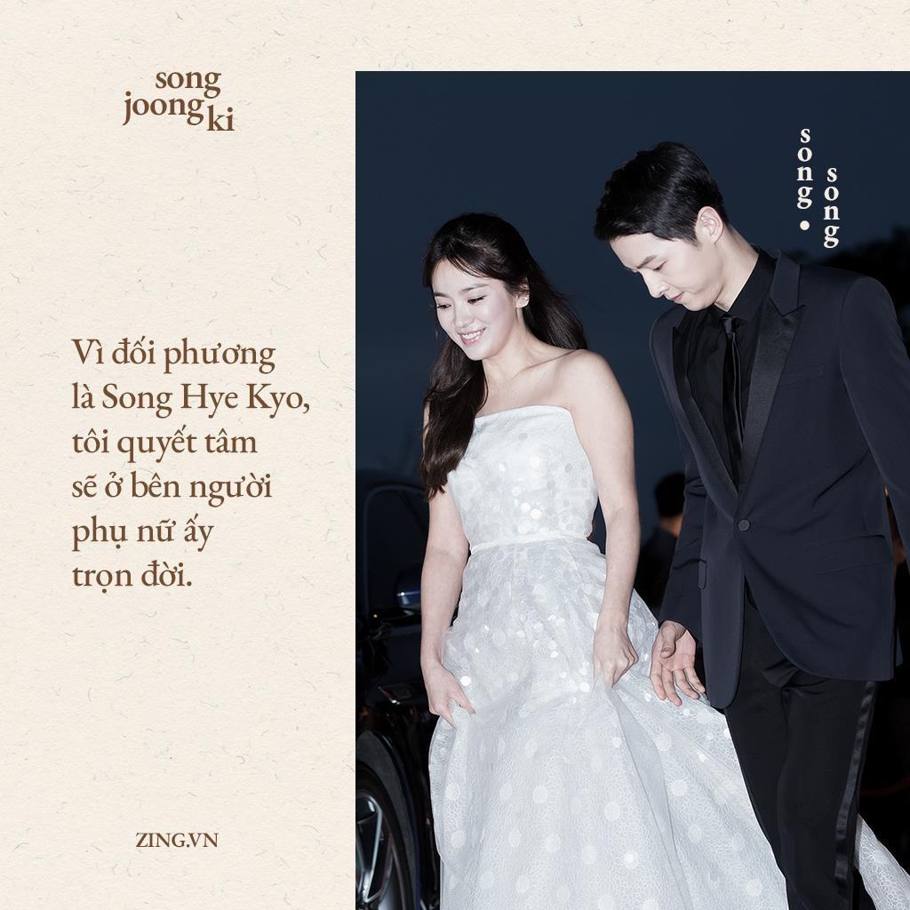 Song Joong Ki va Song Hye Kyo chia tay anh 5
