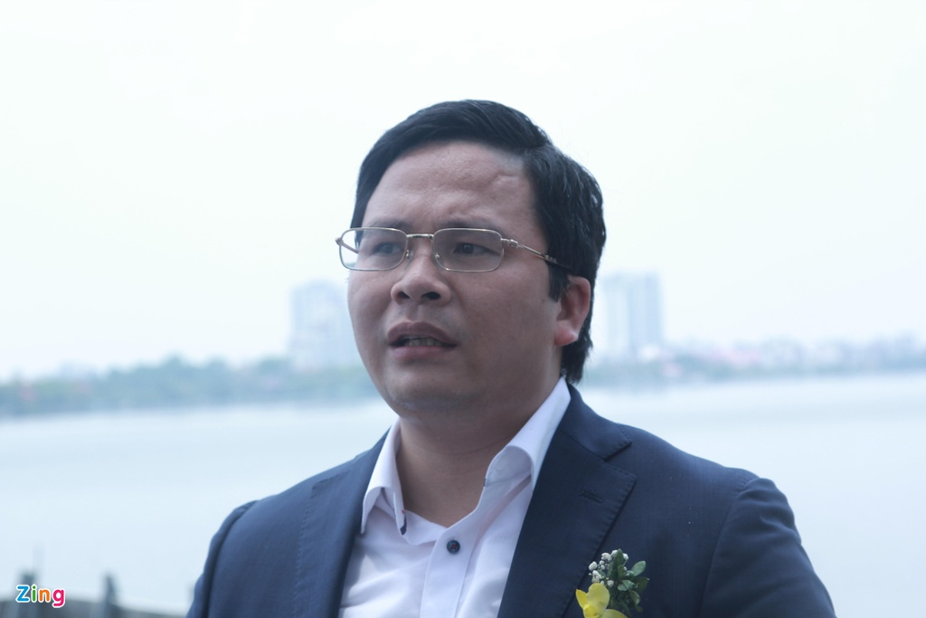 cong nghe lam sach song To Lich anh 1