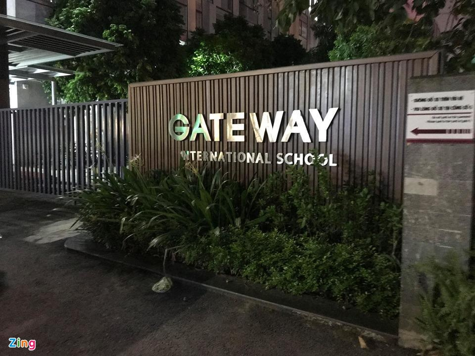 hoc sinh truong Gateway tu vong anh 1