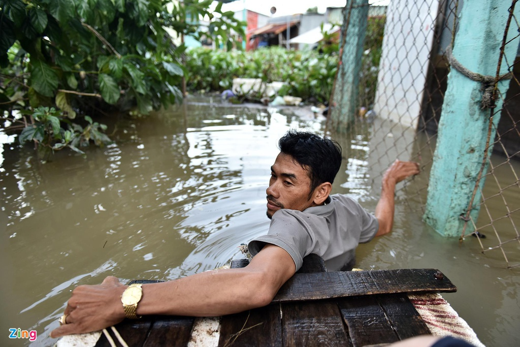 """""""Mưa lớn gây ngập lụt ở Phú Quốc là hiện tượng bất thường"""""""