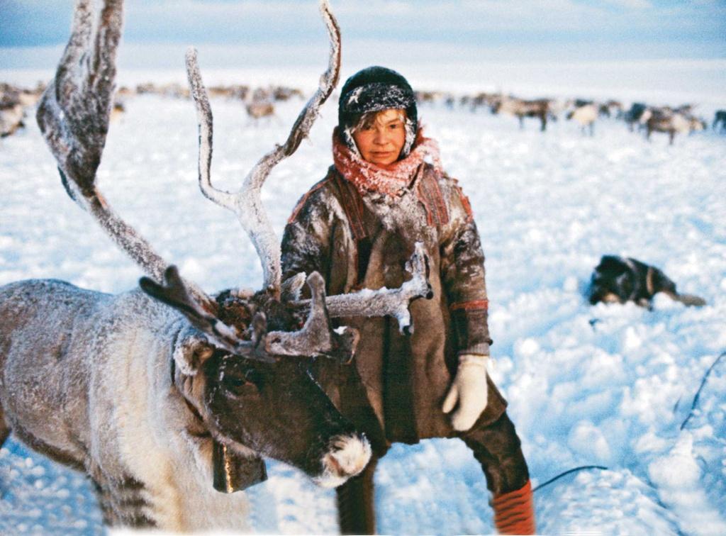 Cuoc song o noi vung cuc cua nguoi Eskimo hinh anh 2
