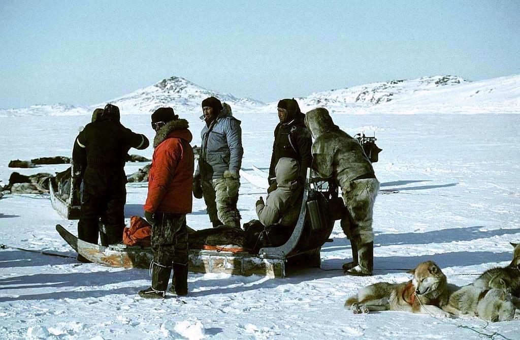 Cuoc song o noi vung cuc cua nguoi Eskimo hinh anh 13