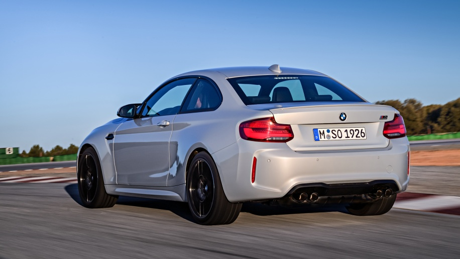 BMW M2 Competition 2019: Thiet ke goc canh, hieu suat cao hinh anh 2