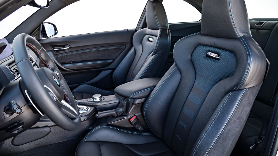 BMW M2 Competition 2019: Thiet ke goc canh, hieu suat cao hinh anh 4