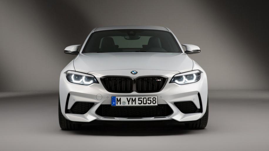 BMW M2 Competition 2019: Thiet ke goc canh, hieu suat cao hinh anh 9