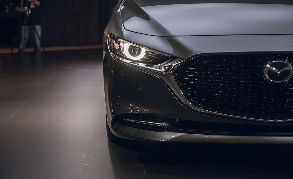 Chi tiet Mazda3 2019 - thiet ke toi gian va cao cap hinh anh 8