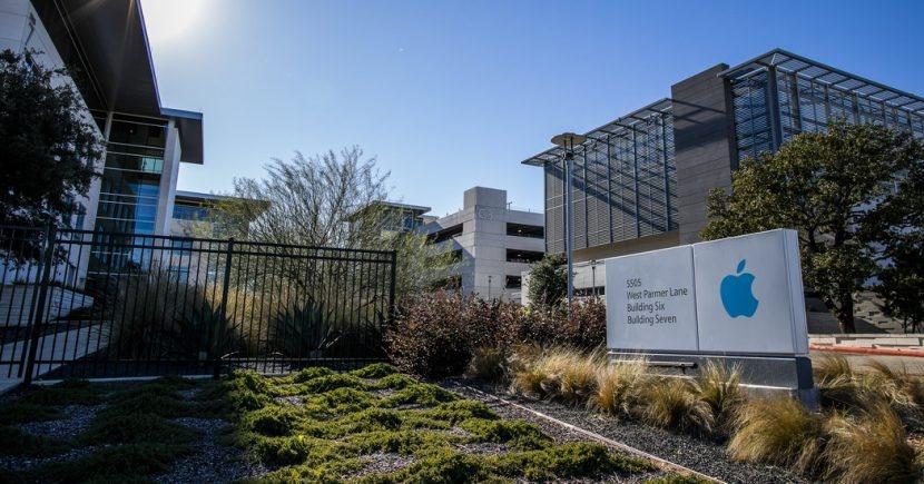 Văn phòng của Apple tại Austin, Texas sẽ được bổ sung 15.000 nhân công mới. Không ai trong số này được dành cho các dây chuyền sản xuất. Ảnh: Wstale.