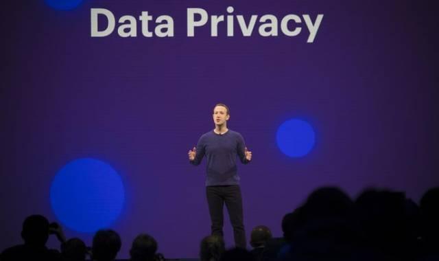 CEO Mark Zuckerberg thường xuyên nói về quyền riêng tư, nhưng Facebook thì không thể hiện điều đó. Ảnh: CNet.