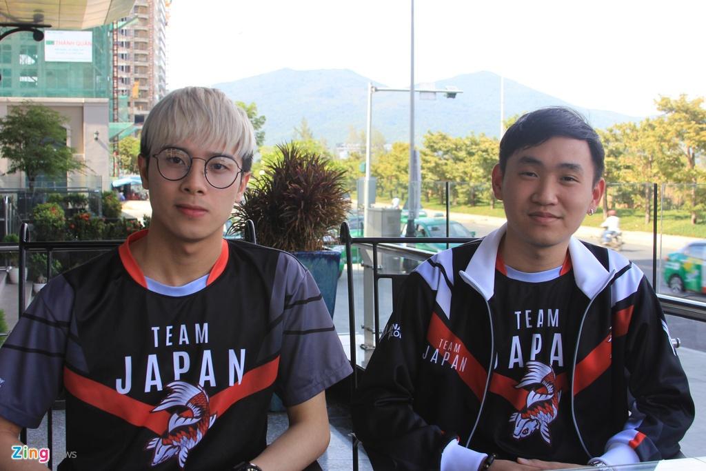 Gặp Sota và Kirito, 2 game thủ Liên Quân VN khoác áo tuyển Nhật Bản