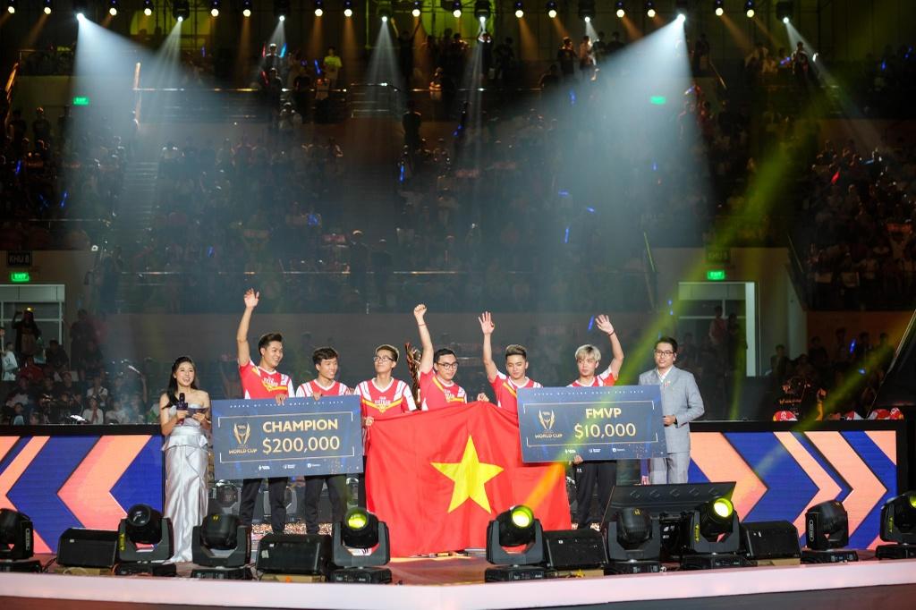 Nhung thang nhoc 'nghien game' mang vinh quang ve cho eSports Viet Nam hinh anh 17