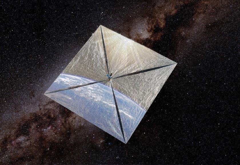 Tàu vũ trụ có thể bay mãi không hết nhiên liệu