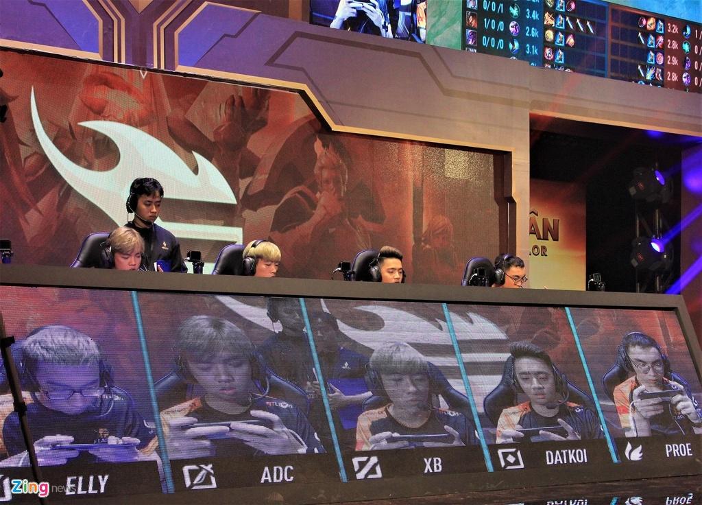 Team Flash khong dai dien Viet Nam tai SEA Games anh 3