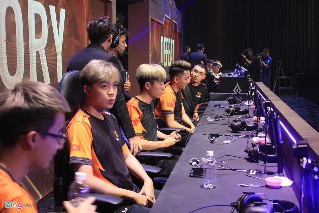 Team Flash khong the du SEA Games 30 anh 1