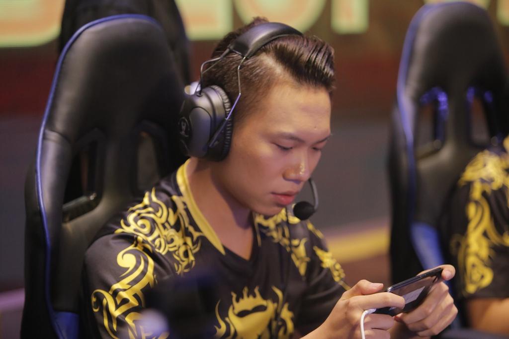 Tuyen Lien Quan VN di SEA Games thua tran thu 3 lien tiep hinh anh 1