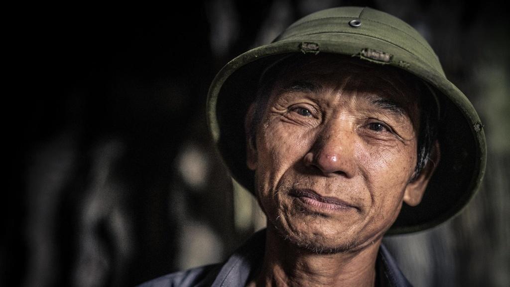Ga Tay lai xe tren duong mon Ho Chi Minh hinh anh 16