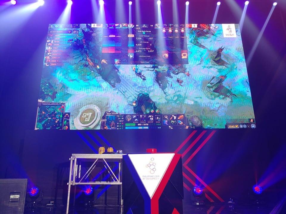 The thao dien tu eSports tai SEA Games 30 anh 9