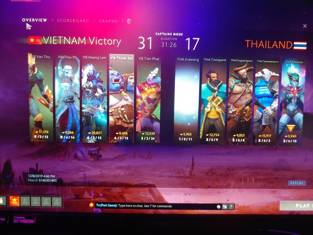 Dota2 gianh huy chuong dong, Lien Quan VN gap Thai Lan vong trong hinh anh 3