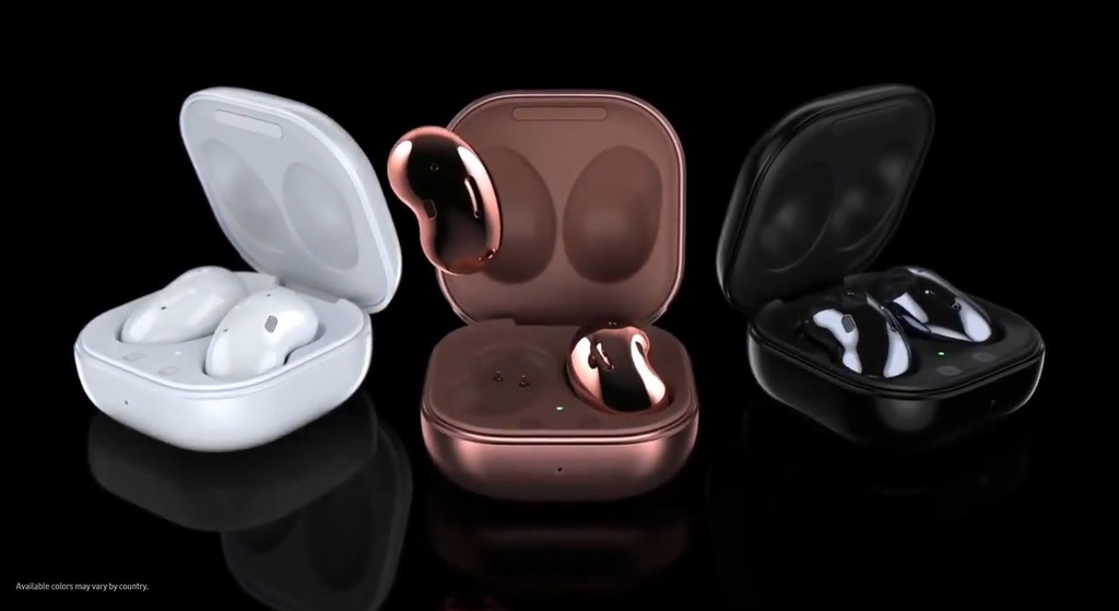 Galaxy Buds Live co gia 169 USD anh 2