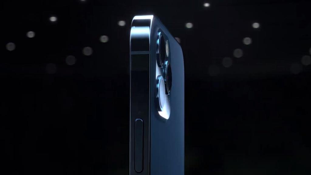 iPhone 12 Pro va 12 Pro Max: Dep,  gia khoi diem 999 USD. anh 2