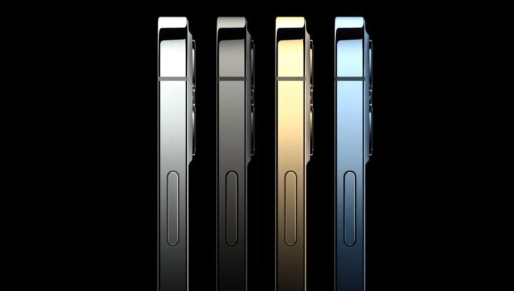 iPhone 12 Pro va 12 Pro Max: Dep,  gia khoi diem 999 USD. anh 1