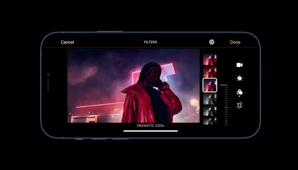 iPhone 12 Pro va 12 Pro Max: Dep,  gia khoi diem 999 USD. anh 5