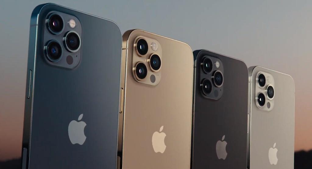 iPhone 12 Pro va 12 Pro Max: Dep,  gia khoi diem 999 USD. anh 10