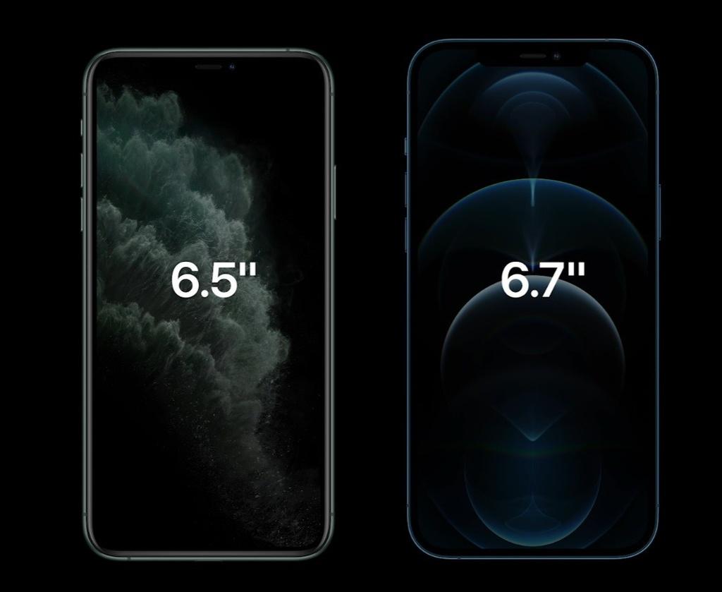 iPhone 12 Pro va 12 Pro Max: Dep,  gia khoi diem 999 USD. anh 3
