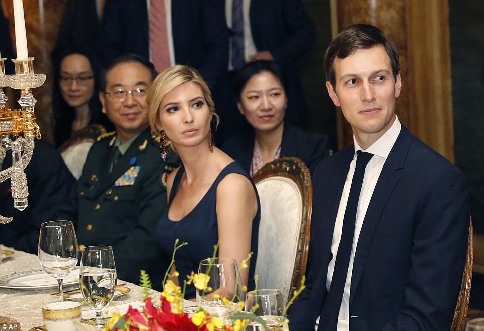 Phong tiec sang trong o 'Nha Trang mua dong' cua ong Trump hinh anh 3