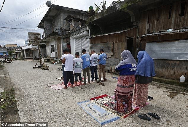 giai phong Marawi anh 9