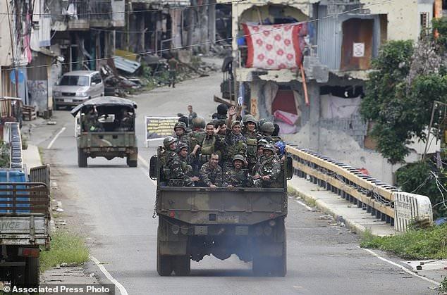 giai phong Marawi anh 10