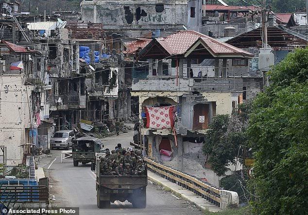 giai phong Marawi anh 11
