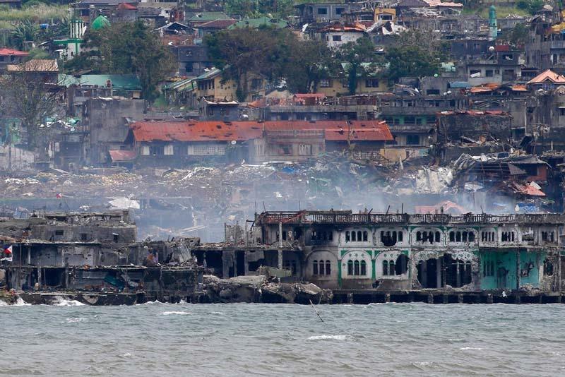 giai phong Marawi anh 2