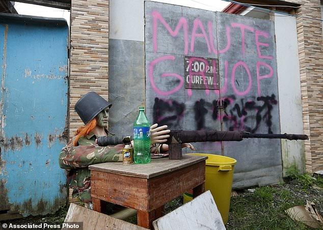 giai phong Marawi anh 7