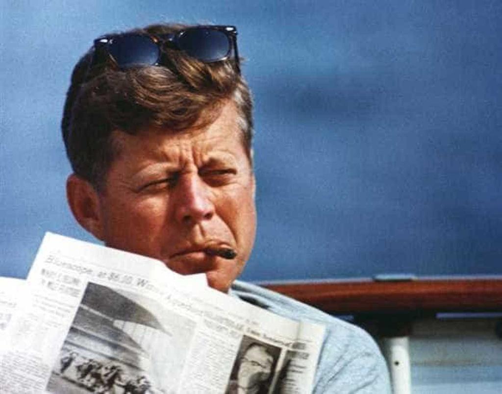 Nhung ky uc buon ve vu am sat Tong thong John F. Kennedy hinh anh 12