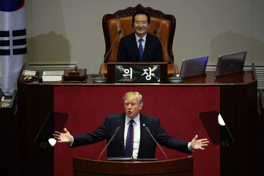 Chuyen cong du lich su cua TT Trump qua 5 nuoc chau A hinh anh 4