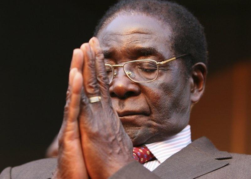 Zimbabwe thoi Mugabe: Lam phat 500 ty % va vet seo nhuc nhoi hinh anh 1