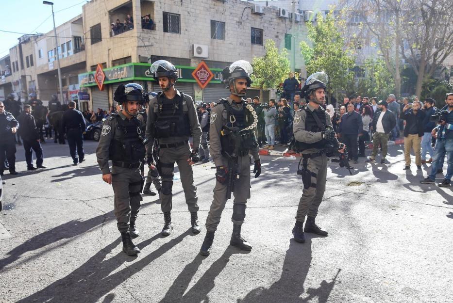 Mat vu Israel manh tay tran ap, bat giu 200 nguoi Palestine hinh anh 4