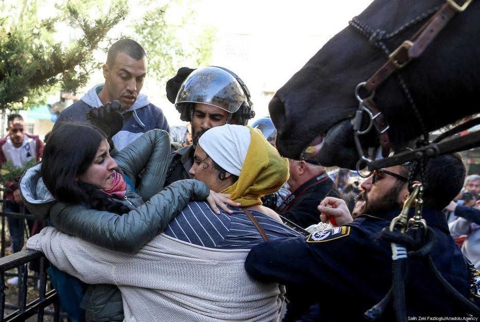 Mat vu Israel manh tay tran ap, bat giu 200 nguoi Palestine hinh anh 5