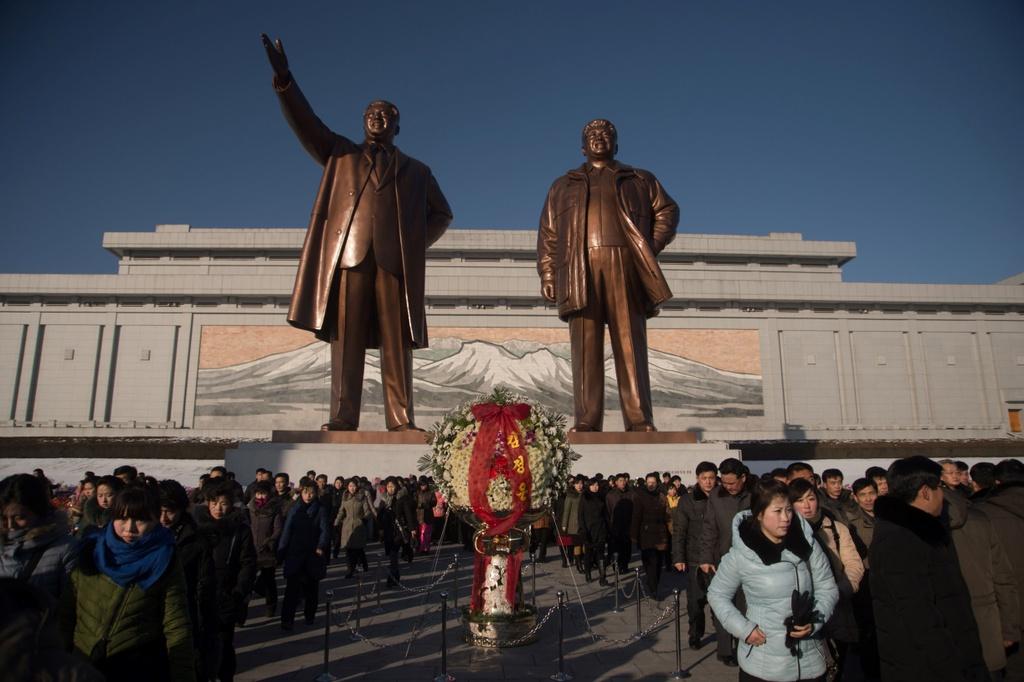 ton sung Kim Jong Il o Trieu Tien anh 1