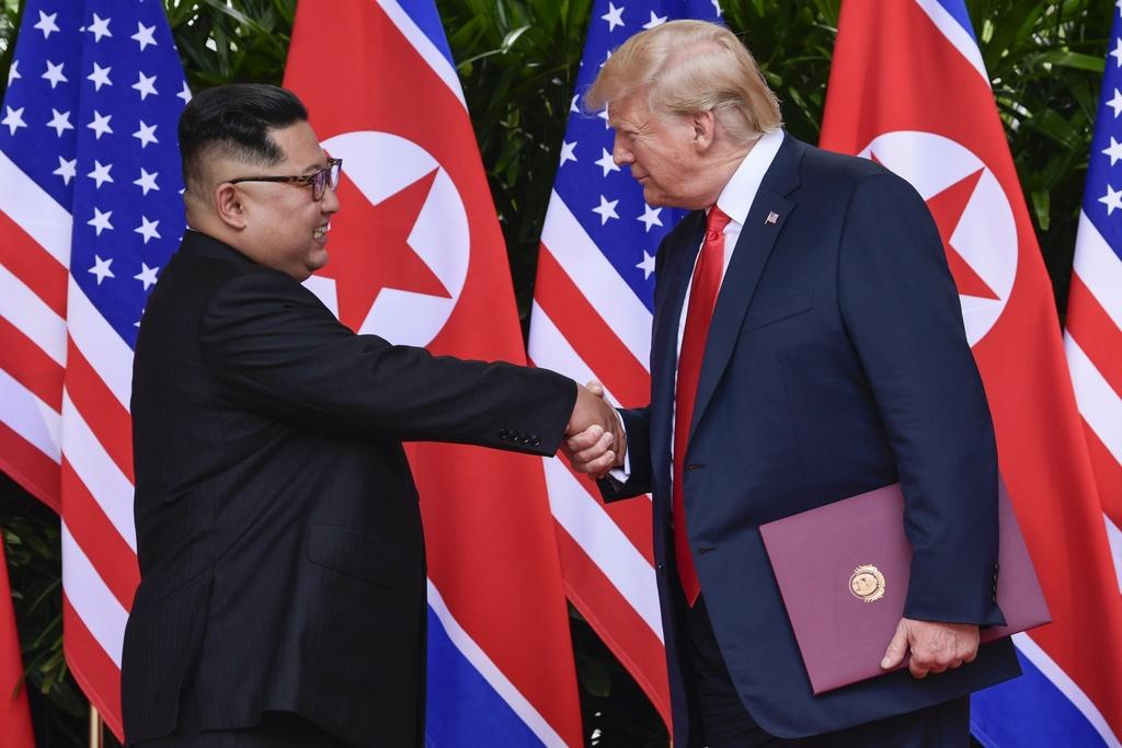 Washington Post: Trump - Kim gap o VN se giup the gioi an toan hon hinh anh 1
