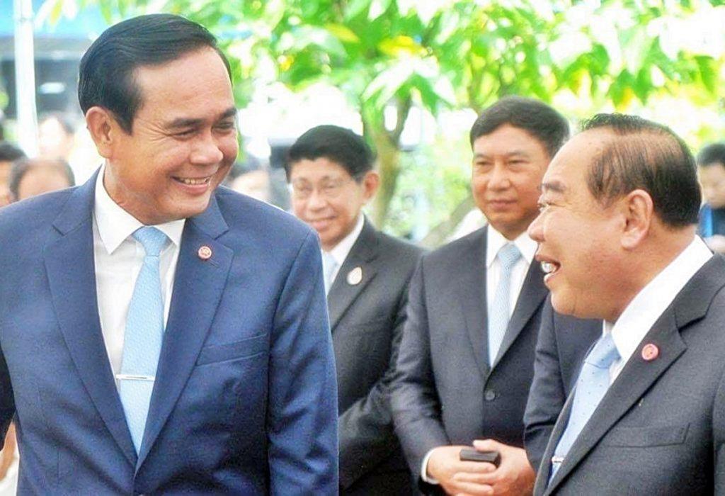 tham nhung o Thai Lan anh 1