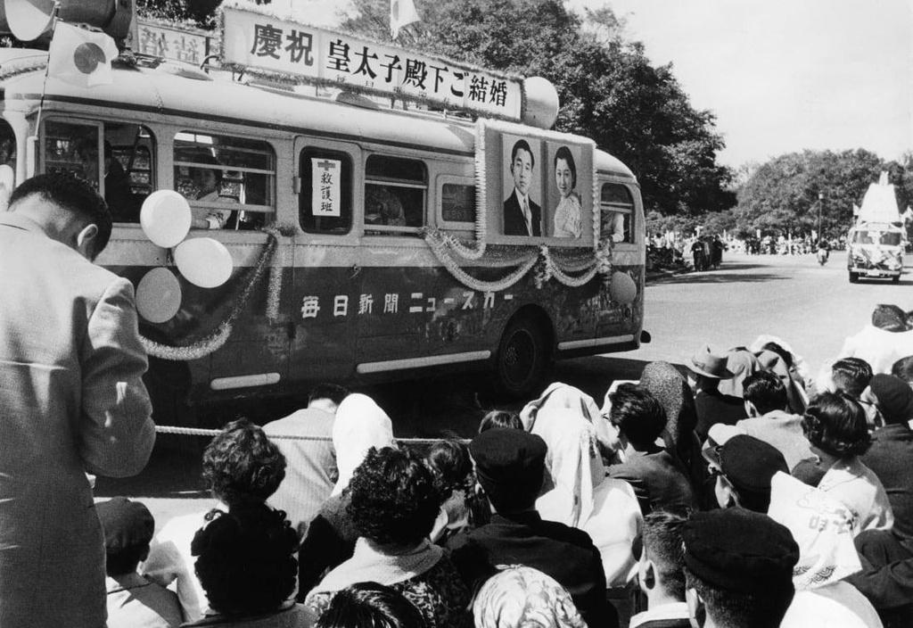 Chuyen tinh the ky cua Nhat hoang Akihito va Hoang hau Michiko hinh anh 12