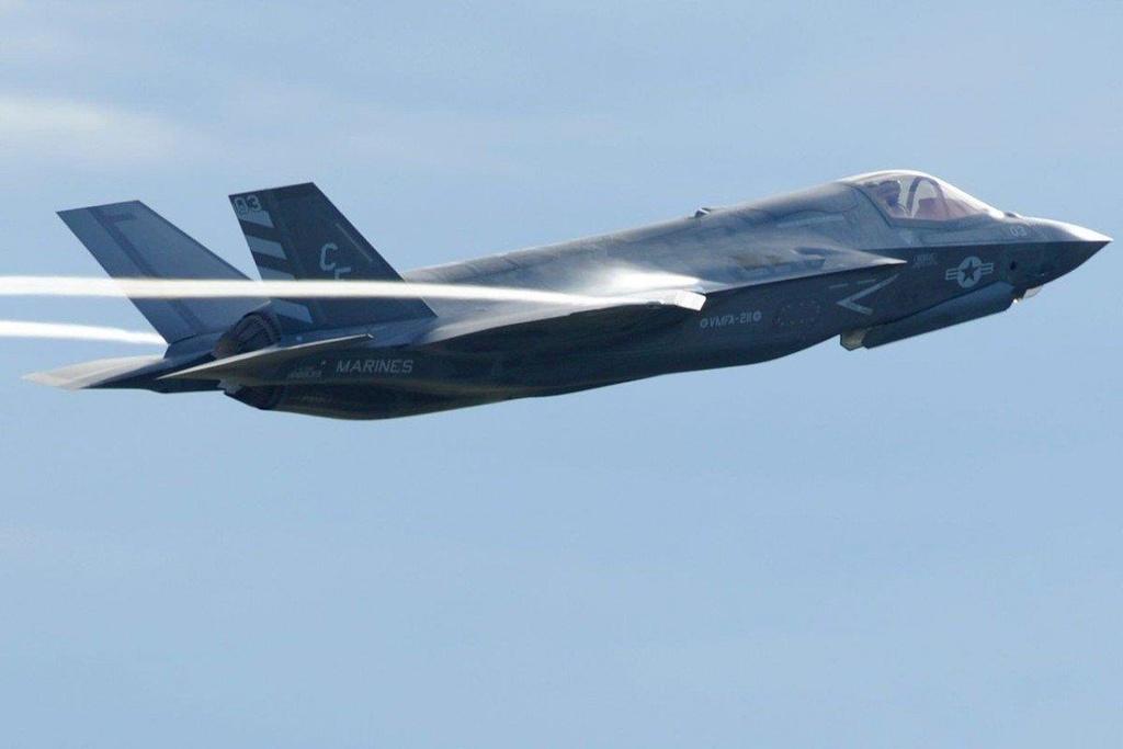 Kha nang chay dua vu trang khi Nhat Ban mua F-35 Lightning tu My hinh anh 1