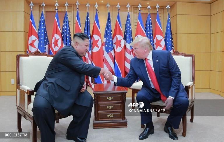Truyen thong Trieu Tien 'phat cuong' voi cuoc gap Trump - Kim hinh anh 3